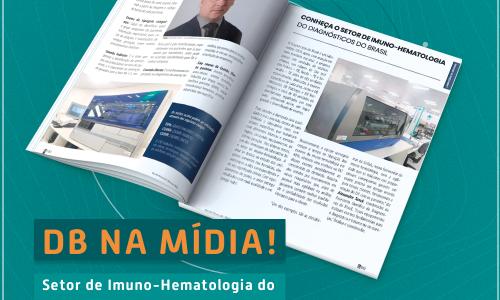 CONHEÇA O SETOR DE IMUNO-HEMATOLOGIA DO DIAGNÓSTICOS DO BRASIL