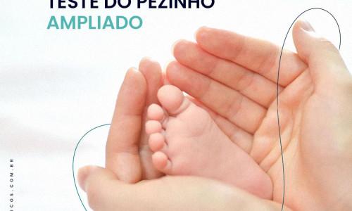 Exame de Triagem Neonatal conta com a versão ampliada no Sistema Único de Saúde (SUS)
