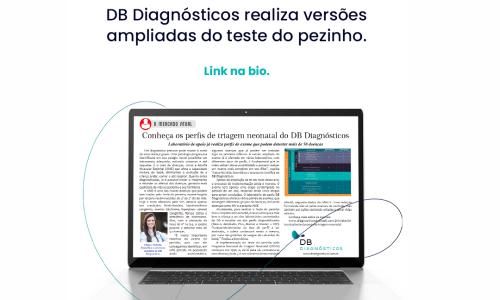 CONHEÇA OS PERFIS DE TRIAGEM NEONATAL DO DB DIAGNÓSTICOS