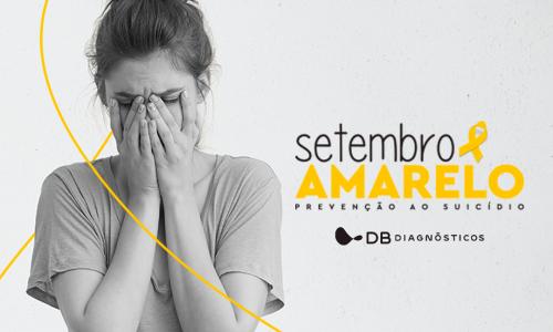 SETEMBRO AMARELO – FALAR SOBRE SUICÍDIO É PRECISO