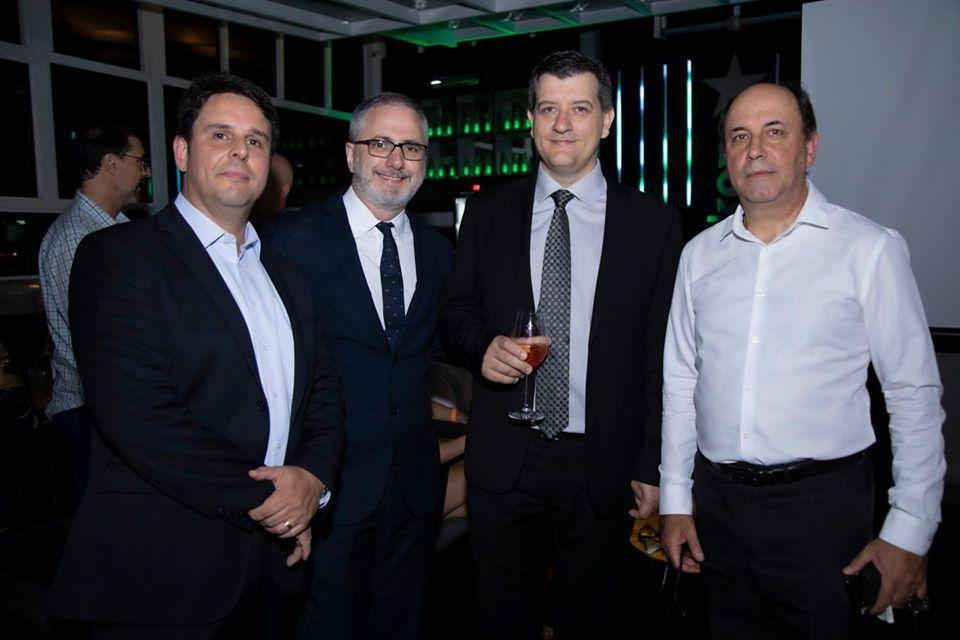 DB presente na cerimônia de posse do LAS   Diagnósticos do Brasil