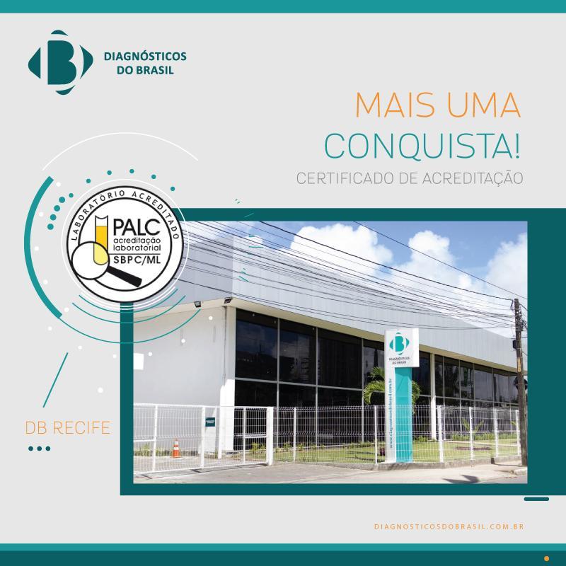 Mais uma conquista do Diagnóstico do Brasil | Diagnósticos do Brasil