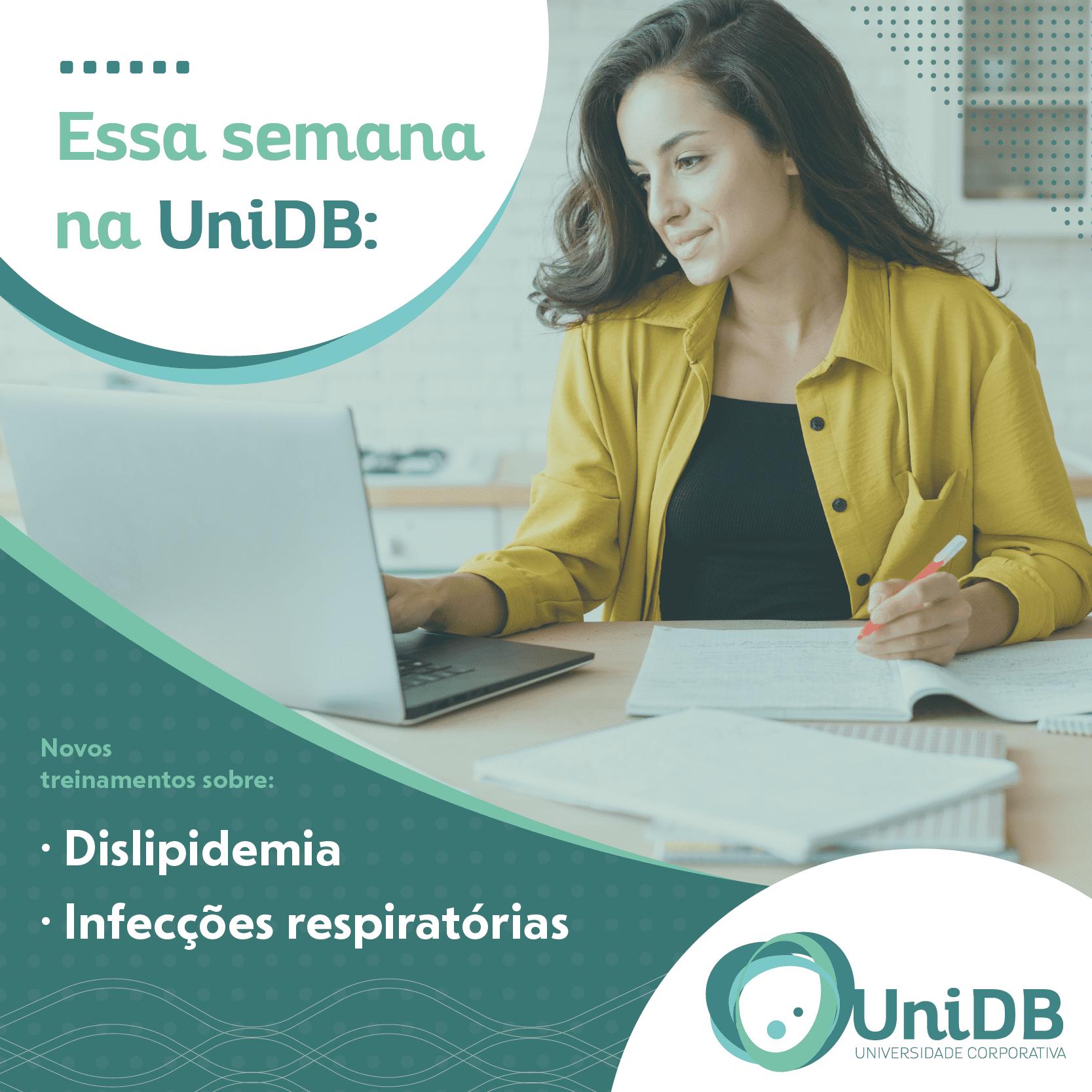 UniDB :: Novos conteúdos no ar! | Diagnósticos do Brasil