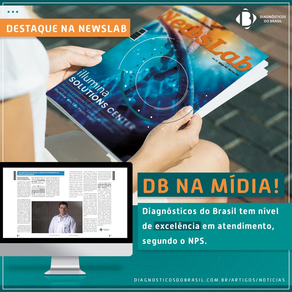 DIAGNÓSTICOS DO BRASIL: O MELHOR ATENDIMENTO NO MAIOR LABORATÓRIO   Diagnósticos do Brasil