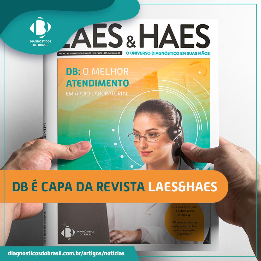 DB: O MELHOR ATENDIMENTO EM APOIO LABORATORIAL | Diagnósticos do Brasil