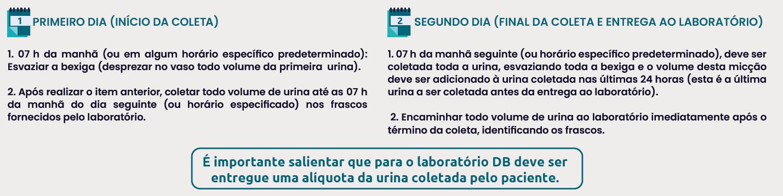 ACIDIFICAÇÃO DE URINAS DE 24 HORAS - CARTAZ