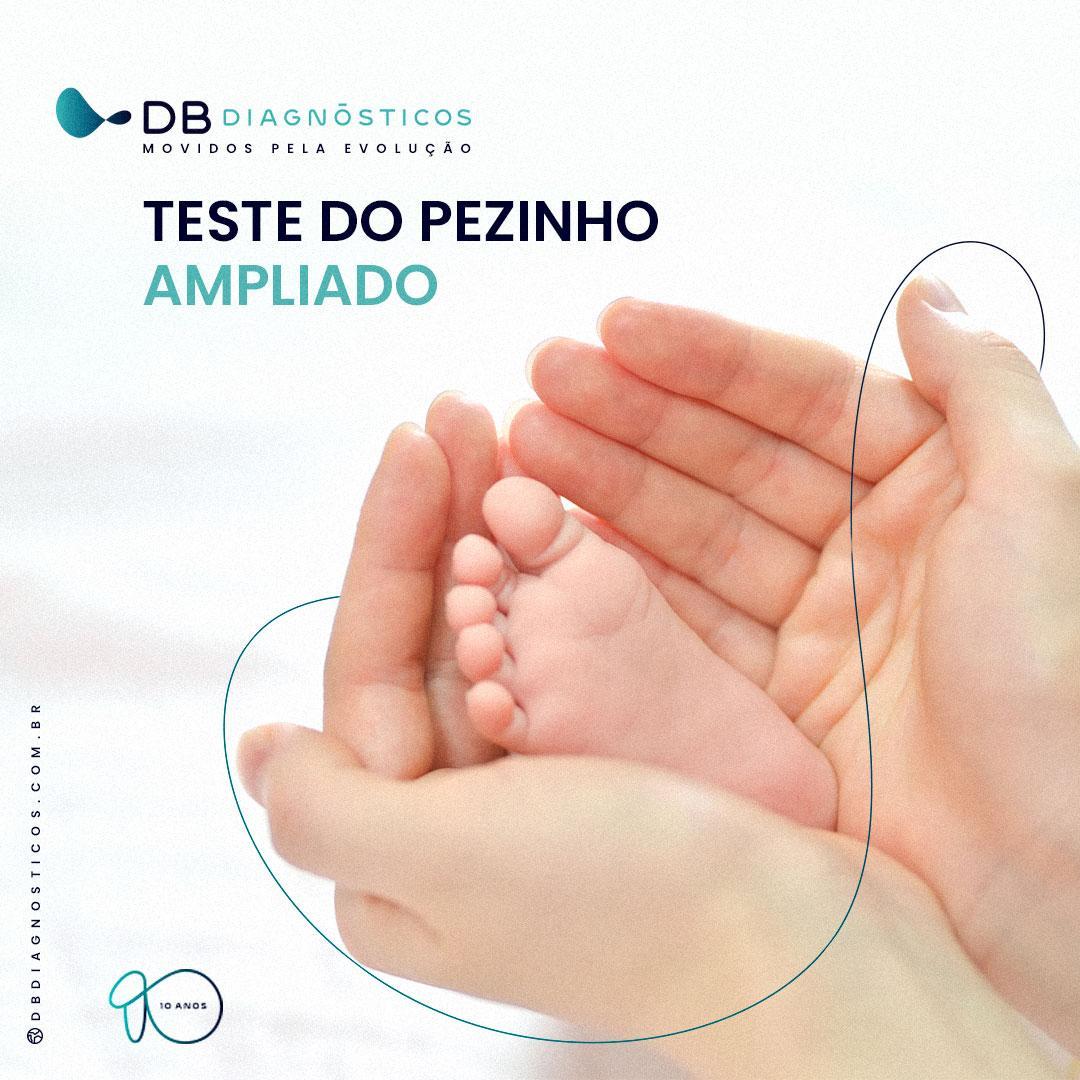 Exame de Triagem Neonatal conta com a versão ampliada no Sistema Único de Saúde (SUS) | Diagnósticos do Brasil