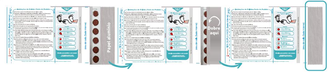 TESTE DO PEZINHO - CARTAZ