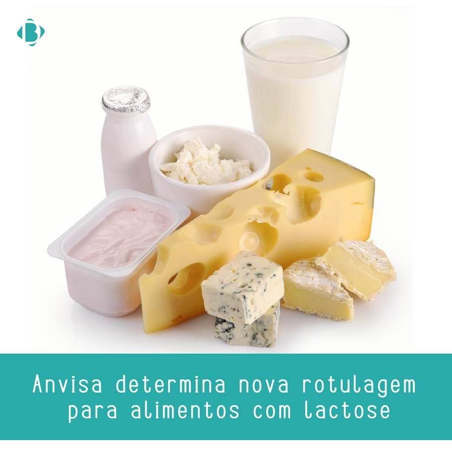 Exame lactose